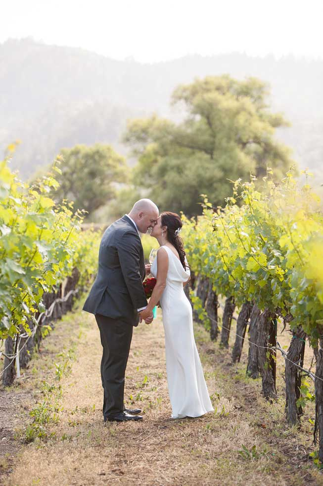 Brix Restaurant & Gardens - an idyllic vineyard setting for your elopement